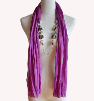 Cheap Pendant Scarf