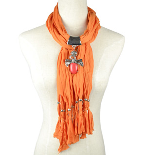 Wholesale Jewelry Scarf UK