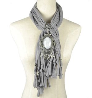Pendant scarves factory