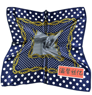 Nigeria silk scarf wholesale