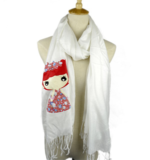 Cartoon scarf suppliers