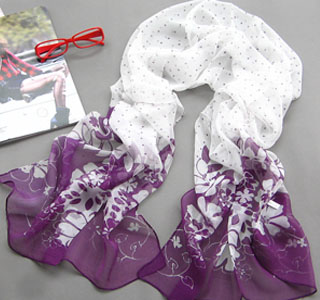 Silk scarves for sale