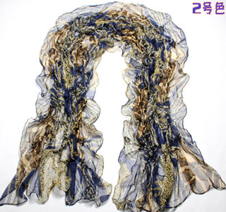 Silk scarves china import