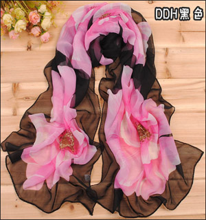 Silk scarf blanks wholesale