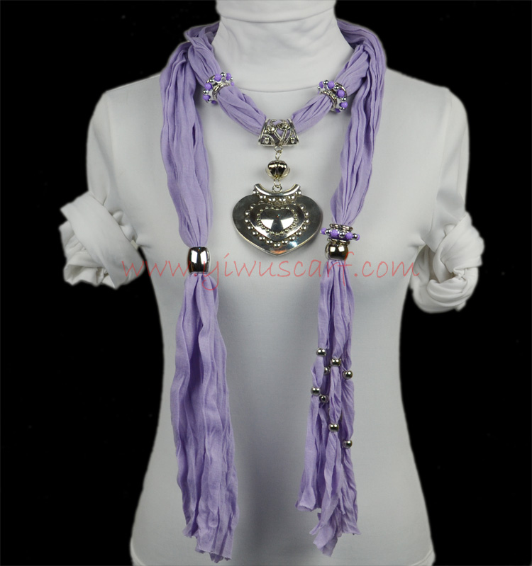 scarf jewelry necklace wholesale Scarf Jewelry Necklace