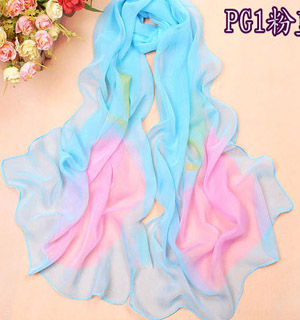 silk chiffon scarves wholesale