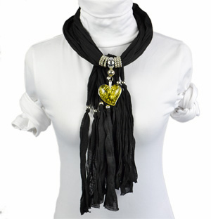 wholesale fashion scarves Pendant scarf