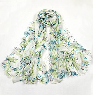 China Voile Scarf manufacture