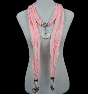 pendant scarf necklace jewelry uk