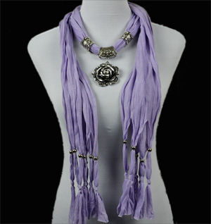 Wholesale POLYESTER Pendant Scarves