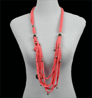 wholesale fashion jewelry scarf necklace