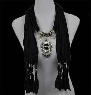 Wholesale Fashion Costume Jewelry scarf