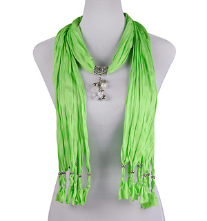 China pendant scarves