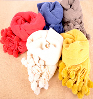 knitted scarf manufacturers