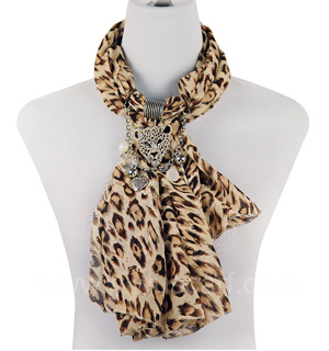Wholesale Scarf Necklace Jewelry Pendants