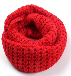 cheap hollow knitted wool scarves wholesale china scarf