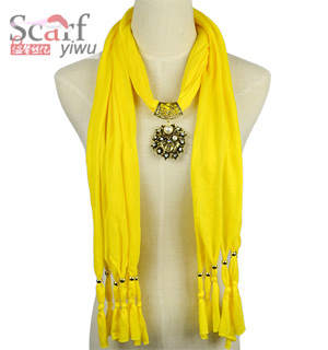 Butterfly pendant scarves wholesale
