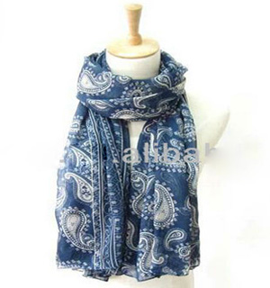 2013 newest scarf Paisley Scarf