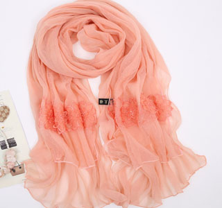 Lace Scarves Manufacturers