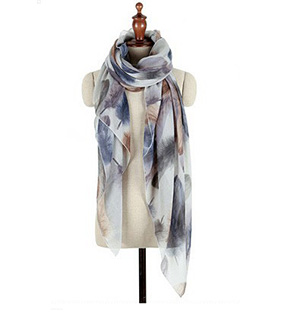 Large shawl women scarf