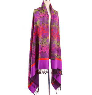 Large Wrap Shawl Scarf in Womens Scarves