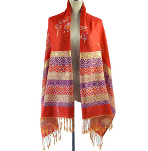 Women Cotton Printed Scarves
