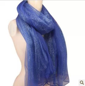 solid color lace scarf for ladies