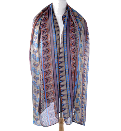 fashion designer scarf large long silk scarf
