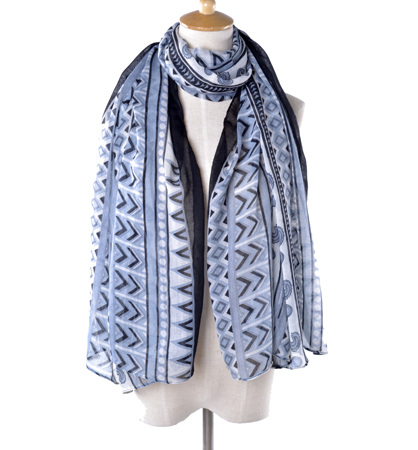 cheap new style silk scarf for girls