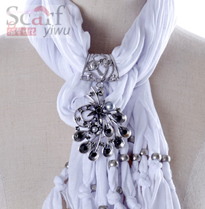 wholesale hot women pendant scarf