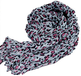 Cheapest Leopard Scarf