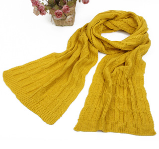 autumn winter lady new sold color wool scarf