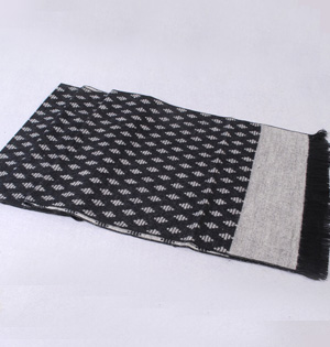 Mens scarf fashion winter