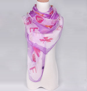 Silk infinity scarf wholesale