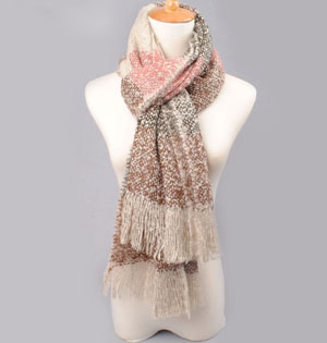 Wool woven scarves wholesale