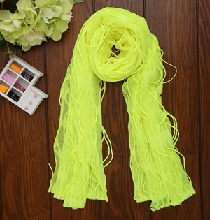 Fashionable scarves for women