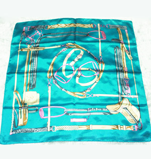 Small silk scarf wholesale