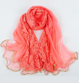 Lace scarves for sale