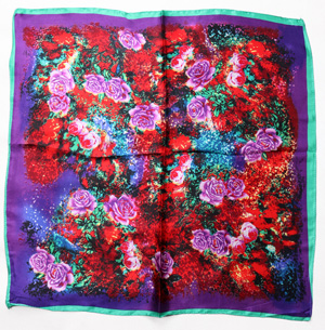 Wholesale silk scarf factory products for women