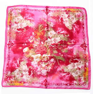 Factory Indian Silk Scarf Wholesale