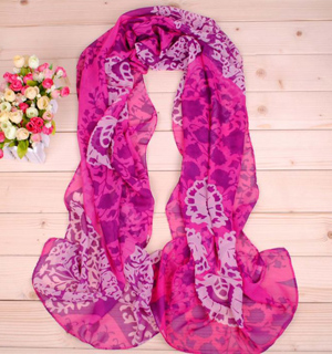 Classic windmill printed scarves wholesale