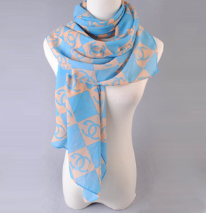 Women chiffon scarf shawls wholesale