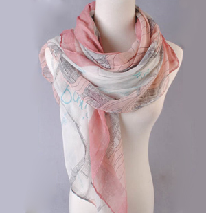 Oversized scarves wholesale long female models