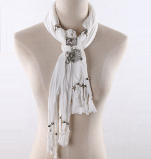 Exquisite pendant scarves wholesale