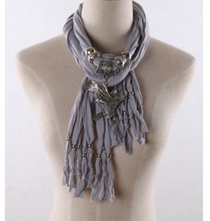 Eagle pendants wholesale fashion scarves