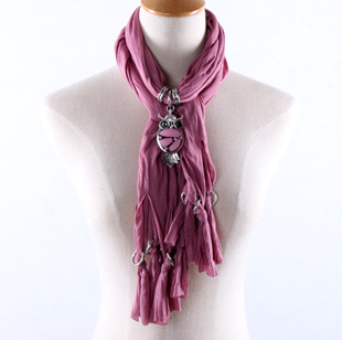Wholesale Bird jewelry scarves