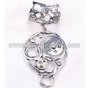 Scarf accessories alloy scarf buckle