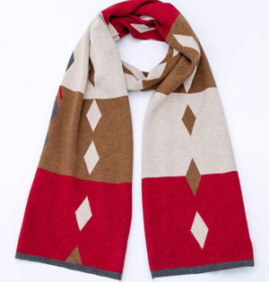 Wholesale mens wool scarf
