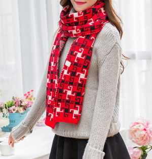 Wholesale oversize wool scarf