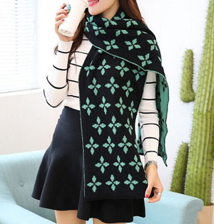 Wholesale wool scarf for women